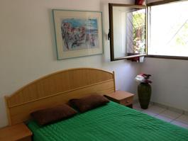 חדר שינה מלון לב אילת